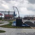 Bán các lô đối diện công viên đẹp nhất dự án Young Town Tây Bắc Sài Gòn, Đức Hòa, ngân hàng hỗ trợ
