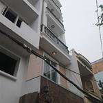 Nhà 4 Lầu DTSD 220m2 Sổ Riêng, Đường ô Tô, BIDV 70% Tại P.13, Nơ Trang Long, Bình Thạnh !
