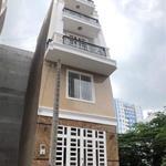 nhà 4 lầu sổ hồng riêng,hẽm ô tô,BIDV hổ trợ 70% tại Phường 12, Chu Văn An đối diện học viện Cán Bộ!