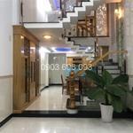 Bán nhà Gò Vấp P.12, nhà phố phong cách Châu Âu, full nội thất cao cấp, Giá rẻ