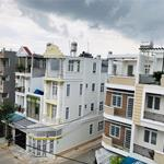 Nhà 3 lầu 62m2 góc 2 mặt tiền sổ riêng, đường ô tô 12m đường số 10 Copmart Bình Triệu!