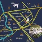 Dự án đất nền liển kề sân bay long thành