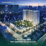 Căn hộ cao cấp Kingdom 101 mặt tiền đường Tô Hiến Thành