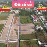 Bán đất Thổ Cư LK Quận 12-Hóc Môn, Đường nhựa-điện nước âm, SHR