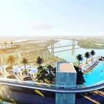 Mở bán căn hộ sân vườn chuẩn resort 4.0 skyvillas bể bơi vô cực lh 0935118980