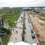 Nhà phố thương mại mặt tiền đường Hải Sơn - Tân Đức KCN Hải Sơn - Đức Hòa giá rẻ 1.5 tỷ SHR