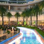 Căn hộ 4.0 mang phong cách resot đầu tiên tặng sân vườn tại sg