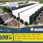 ĐẤT NỀN GOLDEN CITY TÂN QUY, MẶT TIỀN TỈNH LỘ 8, SHR, NGÃ TƯ TÂN QUY, 680TR, AGRIBANK HỖ TRỢ 50%