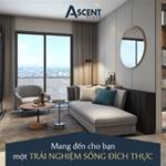 Căn hộ cao cấp Ascent Plaza mặt tiền đường Nơ Trang Long