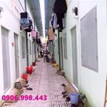 Bán gấp 2 dãy nhà trọ 16P đường TL10 -TT Đức Hòa -Long An, SHR, 1.8 TỶ