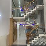 4.Bán nhà Gò Vấp P.14 Giá rẻ, nhà mới xây dựng kiên cố, sổ hồng chính chủ, hẻm 8m
