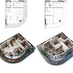 💎 SUNSHINE DIAMOND RIVER - toàn bộ tòa tháp được Ốp Full kính Low-E 3 lớp chạm sàn