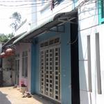 Bán gấp nhà 1 trệt 1 lầu, 4x15m2, 1.4 tỷ, cách chợ Vĩnh Lộc 500m, hẻm 6m, SHR