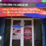 Chính chủ cho thuê nhà nguyên căn mặt tiền Nguyễn Văn Lượng Q Gò Vấp Ms Hằng
