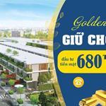 Đất nền dự án GoldenCity - Chiết khấu 1 cây vàng SJC