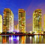 Bán căn hộ 77m2, 2PN, 2WC, căn góc, view sông, full nội thất đẹp chỉ 1.850 tỷ