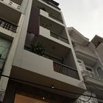 Nhà 3 lầu, hẻm xe hơi Hậu Giang, 4.5*16m, HĐ thuê 30 triệu, giá 9.5 tỷ.(GP)