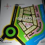 Bán đất MT đường Thân Văn Nhiếp, dự án Phú Nhuận Sông Giồng, P. An Phú, Q2 - (15x20m) giá 82tr/m2