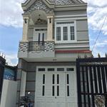 Bán nhà 1 trệt, 1 lầu đường Mai Bá Hương, Bình Chánh. 90m2. SHR. Giá 1.1 tỷ