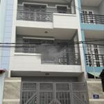 Cho thuê nhà mới xây nguyên căn 3 lầu 5x20 Ngay KDC Phú Lợi P7 Q8 giá 17tr/tháng