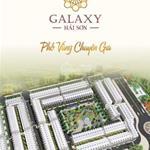 Dự án Galaxy Hải Sơn-125m2 Giá 799 Triệu/Nền Có Sổ Hồng Khu Đất Vàng Để Đầu Tư 0906944405.