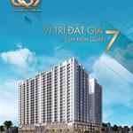 Căn hộ năm sau nhận nhà ngay mặt tiền Nguyễn Lương Bằng, khu Vip Q7 chỉ 2 tỷ, LH 0905270246