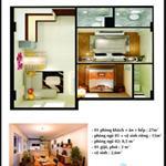 Chính chủ cần bán căn hộ Phú Thịnh Plaza view biển, 2 phòng ngủ, 56m2. LH 0901555164