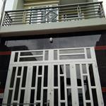 Bán nhà gần chợ, 52m2 xây mới 1 trệt 1 lầu, Vĩnh Lộc B Bình Chánh