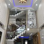 4.Bán nhà Gò Vấp Nguyễn Oanh, phường 6, góc 2 mặt tiền đường, nhà mới 100%