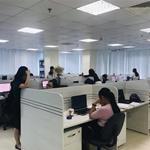 Cho thuê văn phòng hạng A tại đường Hoàng Đạo Thúy - Lê Văn Lương 0961881555