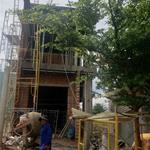 Nhà đang xây Đức Hoà Long An 110m2 giá 1tỷ5