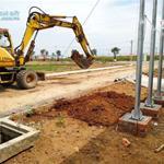 Bán đất dự án KCN Hải Sơn, Tân Đức, đường vào 45m, DT 100m2, thanh toán 799tr nhận nền, đã có sổ