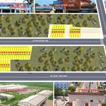 Đất nền thị xã Phú Mỹ - Sổ đỏ thổ cư - mặt tiền đường 32m