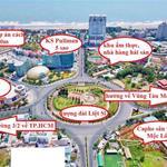 Căn hộ biển Vũng Tàu, giá 35 triệu/m2, TT 15%, CK 1-18%.