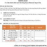 CK 6% đợt 1 đất thổ cư Long Thành liền kề sân bay cạnh hồ sinh thái Lộc An lh 0935118980