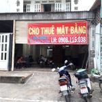 Chính chủ cho thuê mặt bằng kinh doanh mặt tiền 417 Bình Trị Đông P BTĐ A Q Bình Tân