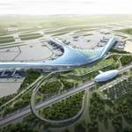 Bán đất mặt tiền khu dân cư xây dựng tự do ngay sân bay quốc tế Long Thành