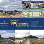 Chỉ từ 390tr sở hữu đất thổ cư sổ riêng sát sân bay Long Thành ngay khu Long Đức lh 0935118980