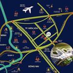 BÁN ĐẤT LONG THÀNH CÓ SỔ DỎ VỊ TRÍ ĐẸP - DIAMOND AIRPORT CITY
