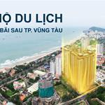 Căn hộ biển Vũng Tàu, giá 35 triệu/m2, TT 15%, CK 1-18%. LH: 0945500544