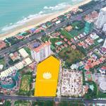 Căn hộ mặt tiền biển Thùy Vân Bãi Sau Vũng Tàu giá chỉ từ 35 triệu/ m2