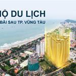 Căn hộ nghỉ dưỡng mặt tiền biển Bãi Sau Vũng Tàu giá chỉ từ 35 triệu/ m2