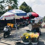 Mở rộng chuỗi cửa hàng thực phẩm bán gấp 300m2 đất nền thổ cư, gần chợ, bệnh viện Hòa Hảo