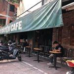 Sang quán Cafe ngang 20m đầy đủ thiết bị 2 mặt tiền đường Hoàng Sa P9 Q3 Mr Vũ
