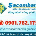 Ngân hàng Sacombank HT thanh lý 39 lô đất bụng và 9 lô góc KDC Hai Thành mở rộng, Bình Tân, TP. HCM