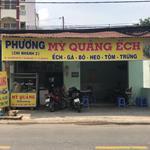 Chính chủ cần sang Lại Mặt bằng Quán Ăn Mặt tiền Nguyễn Ảnh Thủ P Tân Chánh Hiệp Q12
