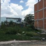Bán gấp lô đất 8x25m gần Trường Lái xe Hoàng Gia, Bình Lợi ,Bình Chánh , Sổ Riêng, giá 1,2 tỷ