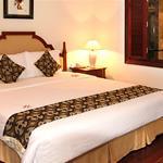 Bán khách sạn đang kinh doanh tốt đường Nguyễn Thái Bình, 20P, trệt 6 lầu ( VT )