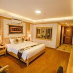 Bán khách sạn kinh doanh 20P đường Nguyễn Thái Bình, 6 lầu, HĐ thuê 66tr, 18 tỷ ( VT )