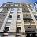 Bán gấp nhà đường Tô Hiến Thành, Quận 10, DT: 8 x 15m, 5 lầu, thang máy. Giá 18,5 tỷ, HĐT 75tr/th